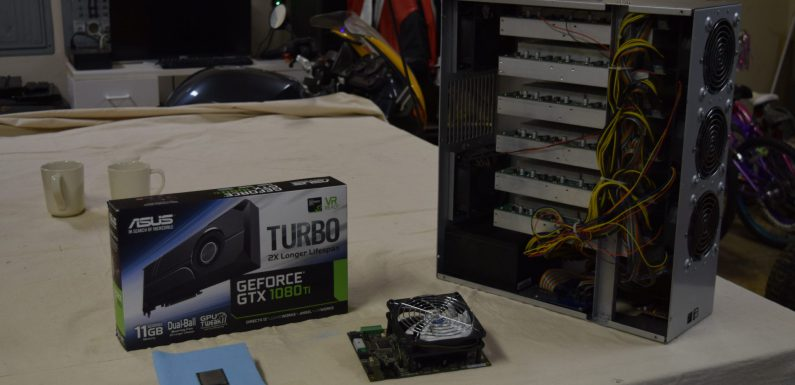 Why my GPUs beat your ASICs at crypto mining