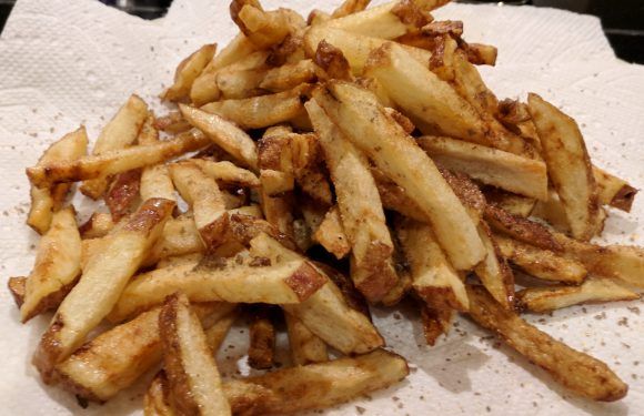 How to Make the Perfect French Fries